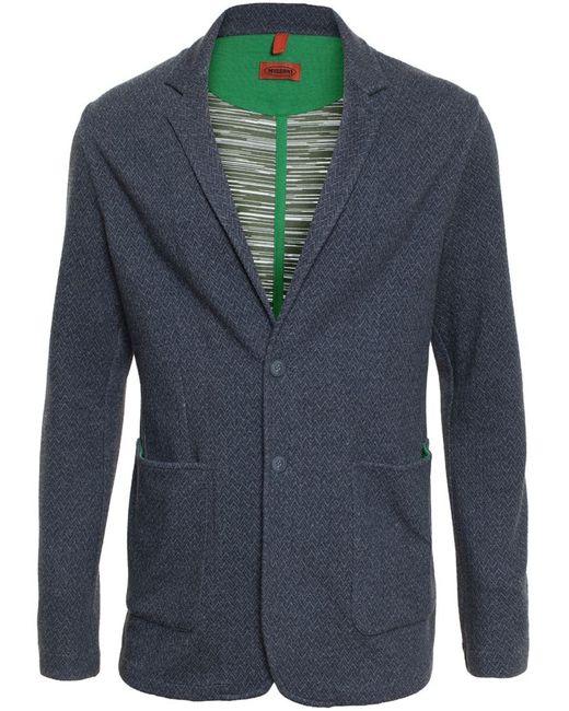 Missoni | Мужское Серый Cotton Jacquard Jacket