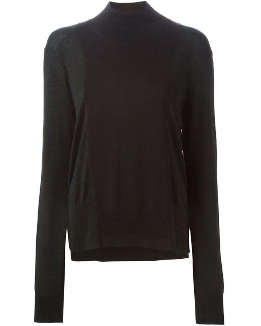 Marni   Женское Зелёный Roll Neck Sweater