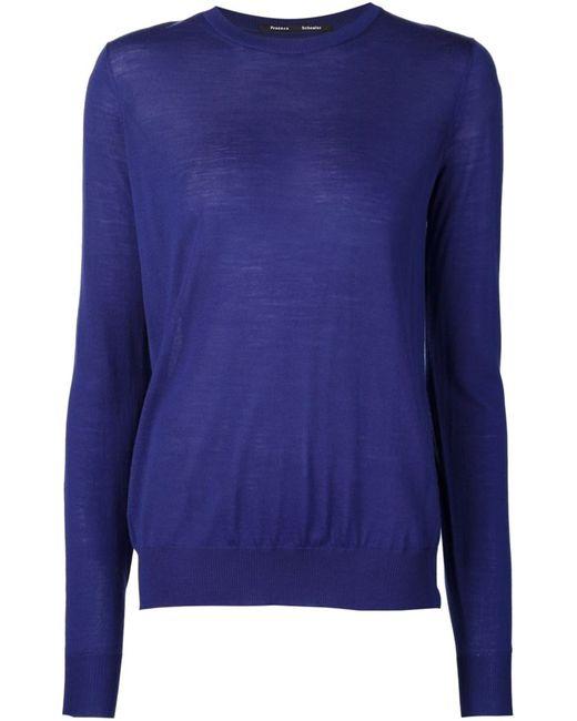 Proenza Schouler | Женское Crew Neck Sweater