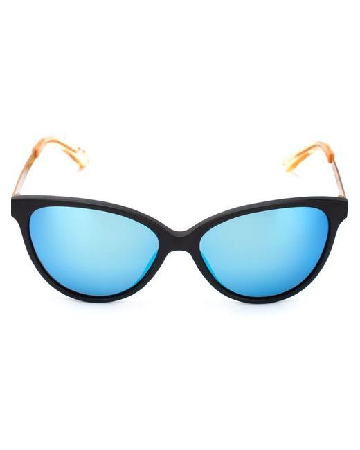 Krewe du Optic | Женские Чёрные Солнцезащитные Очки Monroe