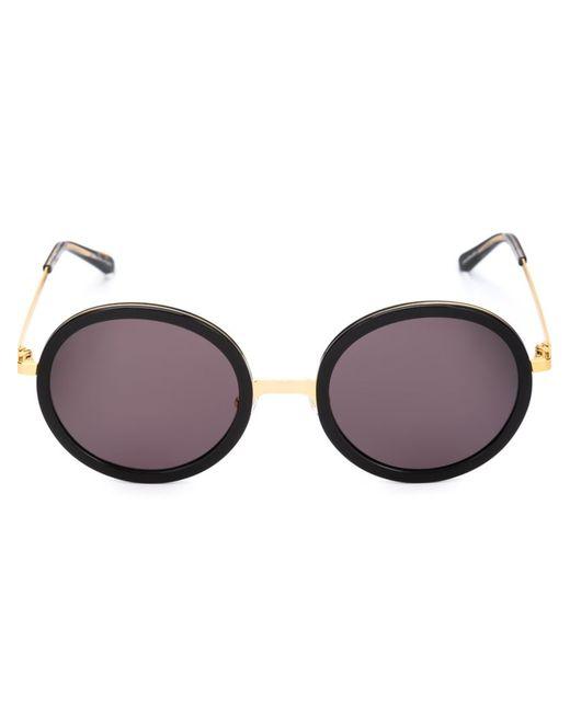 Krewe du Optic   Женское Чёрный Louisa Sunglasses