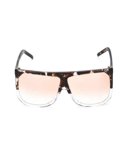 Loewe | Коричневые Солнцезащитные Очки Filipa