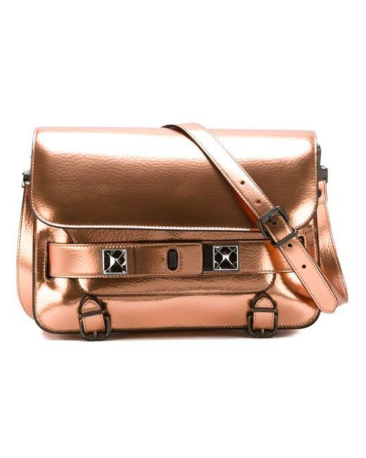Proenza Schouler | Женское Желтый Medium Ps11 Shoulder Bag