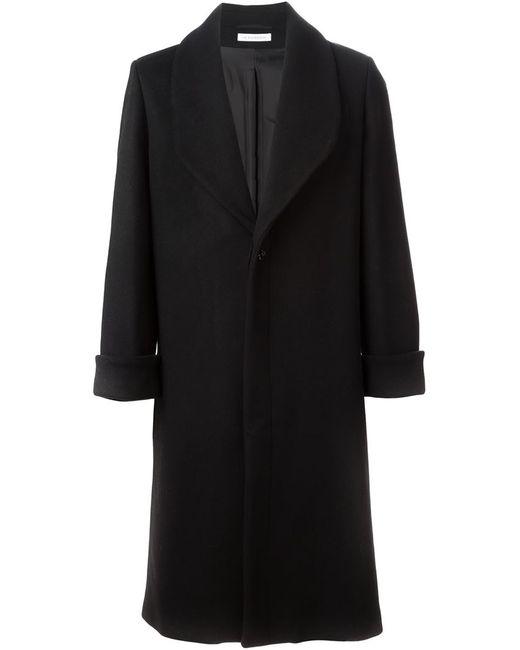 J.W. Anderson | Мужское Чёрный Shawl Lapel Single Breasted Coat