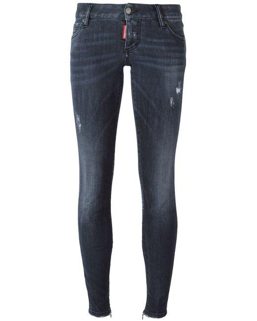 Dsquared2 | Женское Чёрный Twiggy Jeans