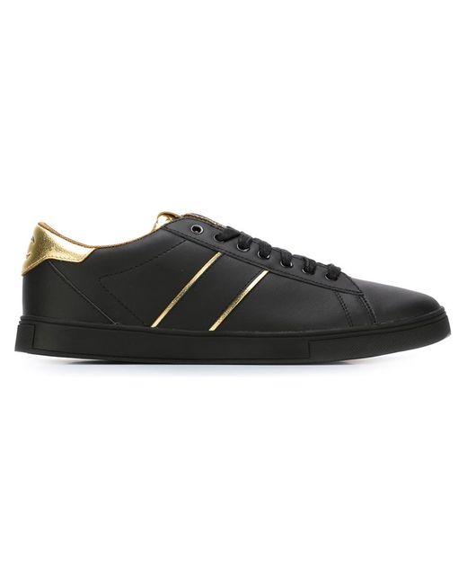 Just Cavalli | Мужское Чёрный Lace-Up Sneakers