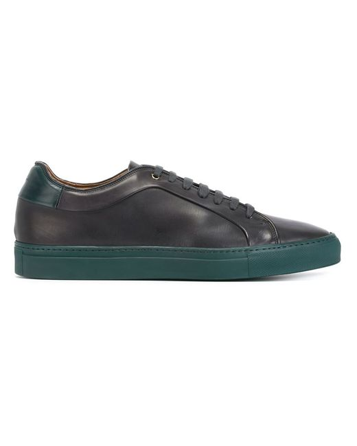 Paul By Paul Smith | Мужское Чёрный Lace Up Sneakers