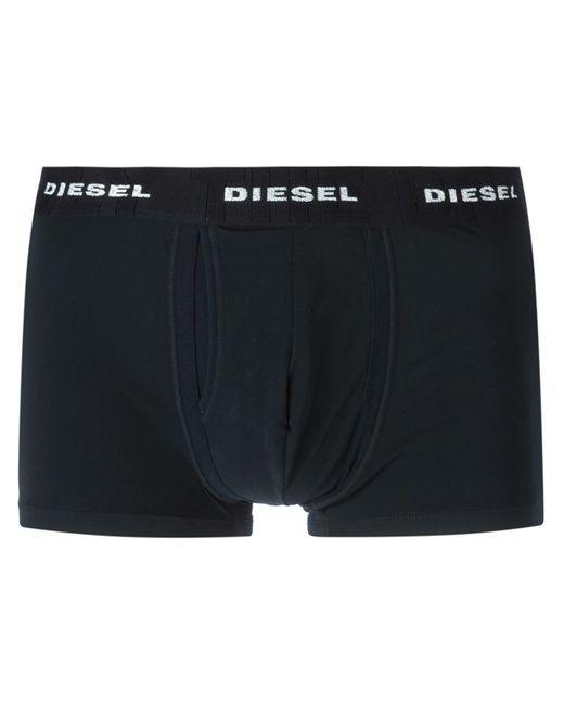 Diesel | Мужские Чёрные Боксеры Umbx-Divine