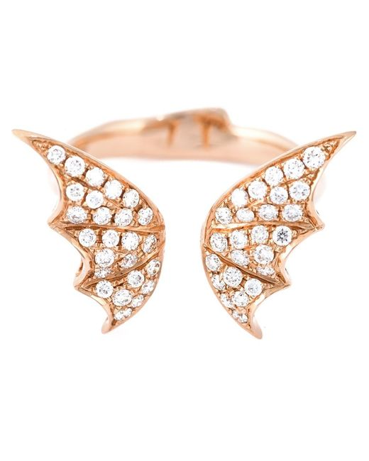 Stephen Webster | Женское Серебристый Bat Wings Diamond Ring