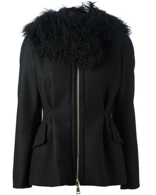 Moncler   Женская Чёрная Куртка Bouvier