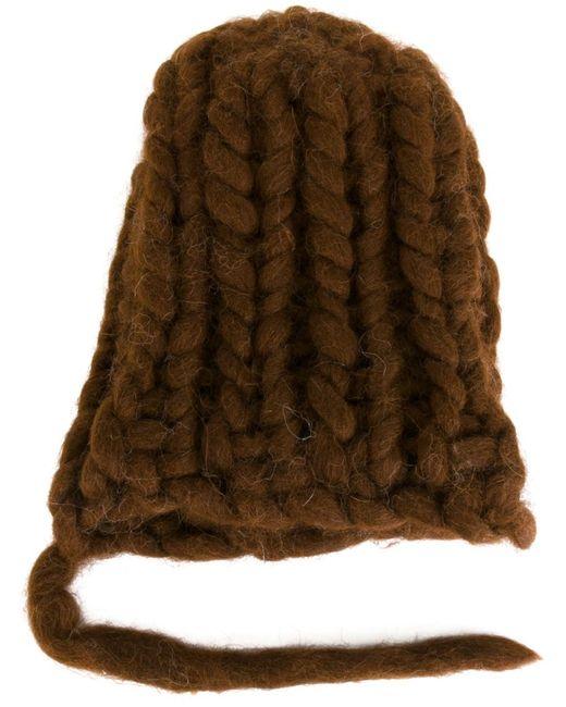 TOOGOOD | Женское Коричневый The Forrester Hat