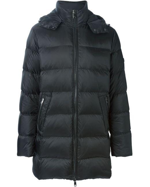 Michael Kors | Мужская Чёрная Дутая Куртка