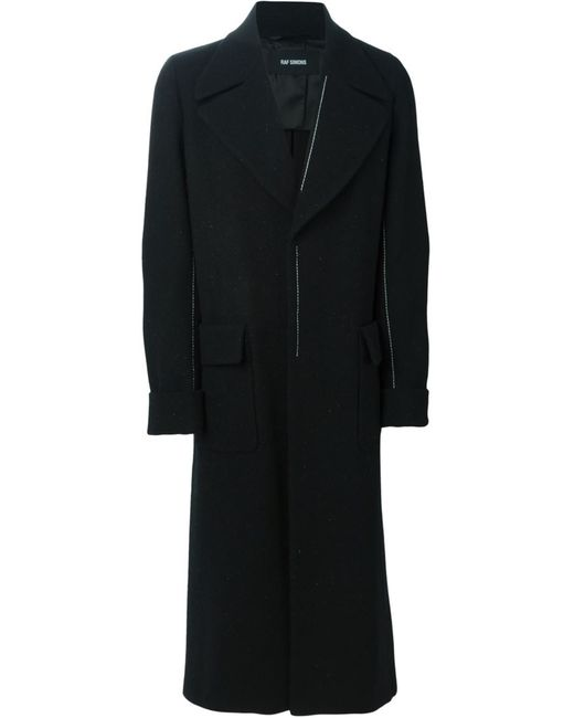Raf Simons | Женское Long Single Breasted Coat