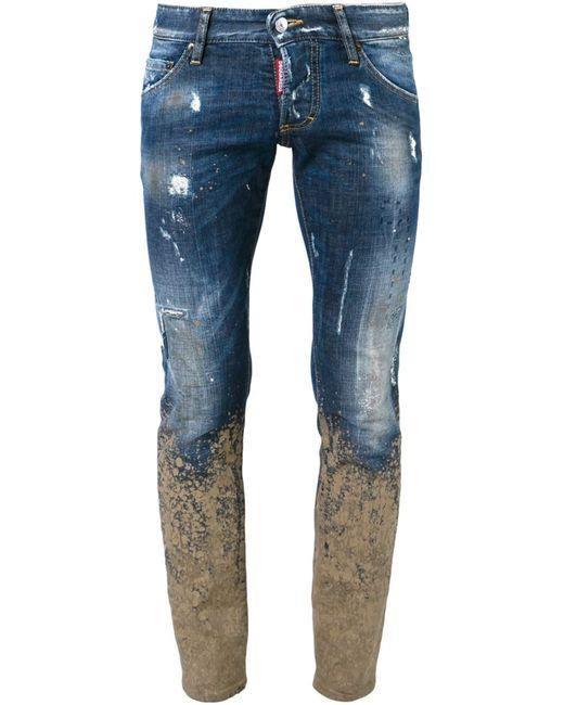 Dsquared2 | Мужское Синий Clement Jeans