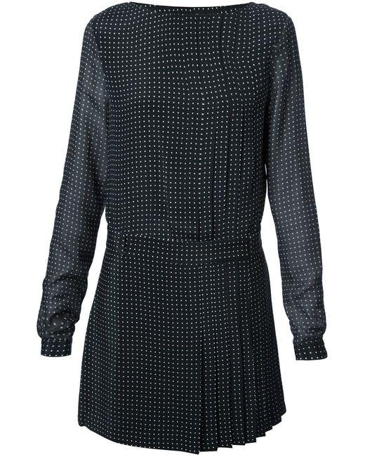 Joseph   Женское Зелёный Polka Dot Dress