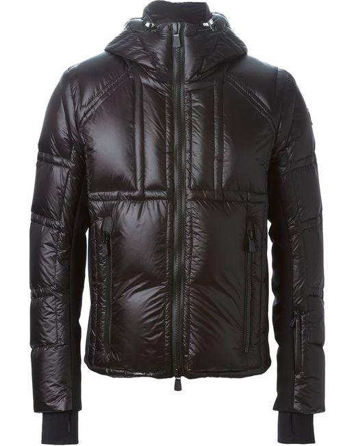 Moncler Grenoble | Мужское Чёрный Hooded Padded Jacket