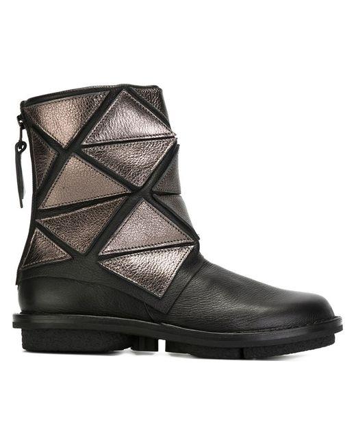Trippen | Женское Чёрный Kinetic Boots