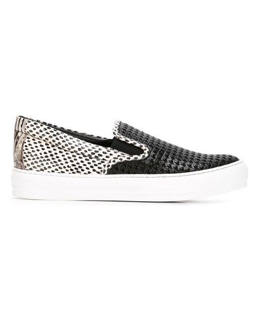 Salvatore Ferragamo   Женское Чёрный Pacau Sneakers