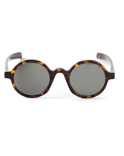 Mykita | Мужское Коричневый Damir Doma Round Sunglasses