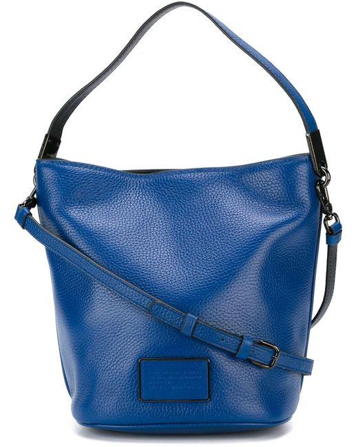 Marc by Marc Jacobs   Женское Синий Bucket Shoulder Bag