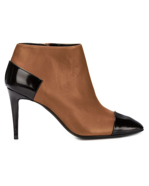 Pierre Hardy | Женское Коричневый Profil Boots