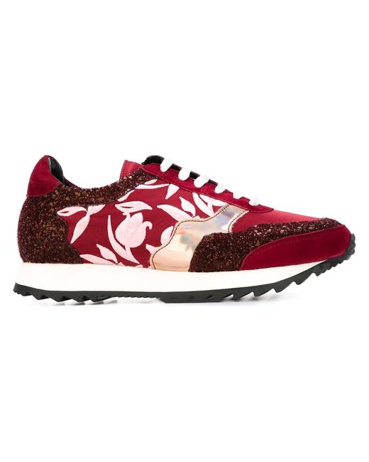 Markus Lupfer | Женское Красный Sneakers
