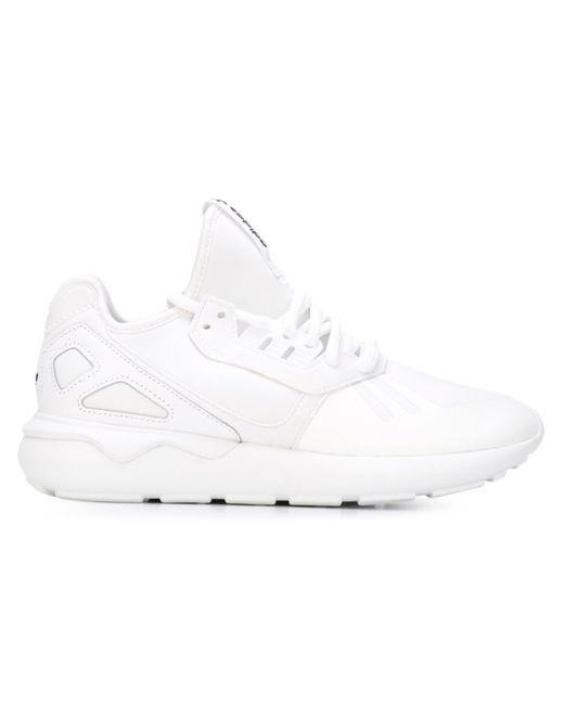 adidas Originals | Мужские Белые Кроссовки Tubular
