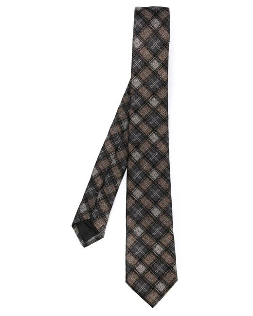 Givenchy | Мужское Nude & Neutrals Checked Tie