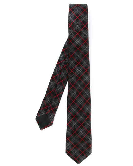 Givenchy | Мужское Многоцветный Checked Tie