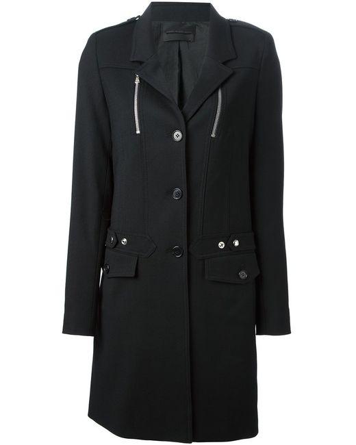 Diesel Black Gold   Женское Чёрное Пальто Kennedy