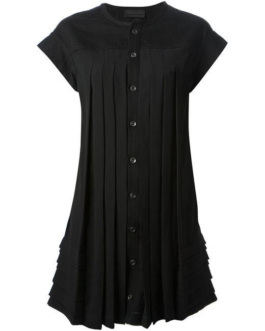 Diesel Black Gold | Женское Чёрное Платье Dadelo