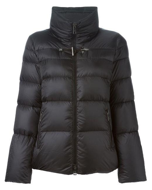 Fay | Женская Чёрная Дутая Куртка