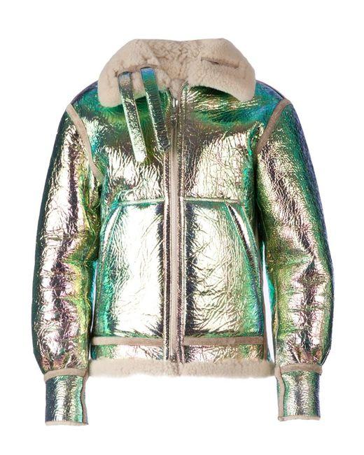 Faith Connexion   Мужское Nude & Neutrals Reversible Jacket