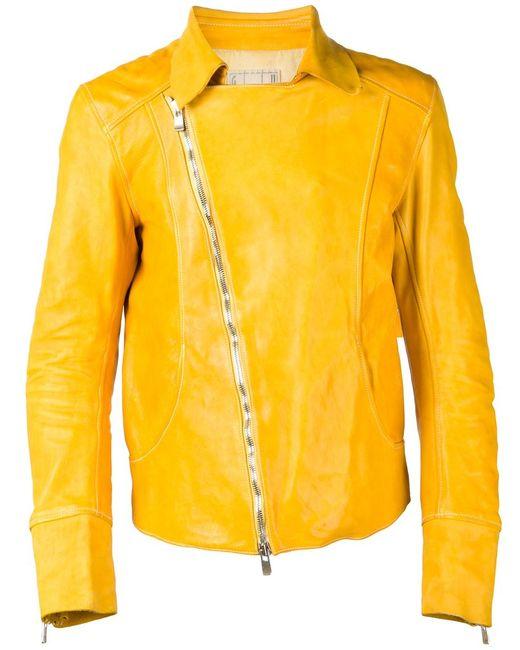 GUIDI | Женское Classic Biker Jacket