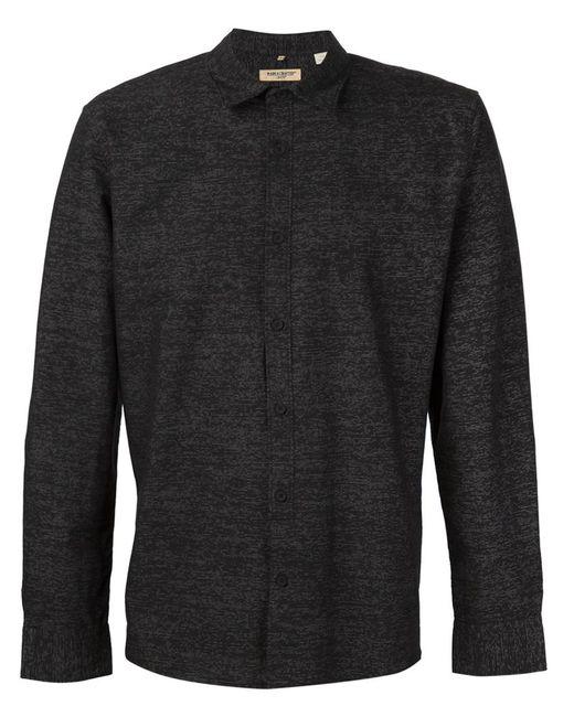 Levi'S®  Made & Crafted™   Мужская Чёрная Пестрая Рубашка