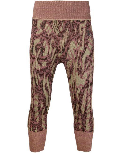 Vivienne Westwood | Женское Розовый Cropped Knit Leggings