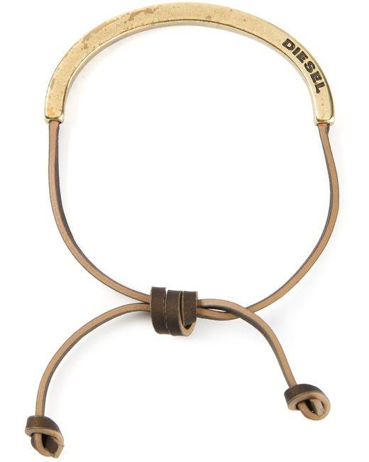 Diesel   Женское Коричневый Aswet Bracelet