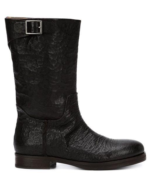 Alberto Fermani   Чёрный Francia Boots