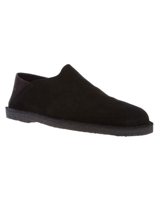 Ann Demeulemeester | Мужское Чёрный Slip On Shoes