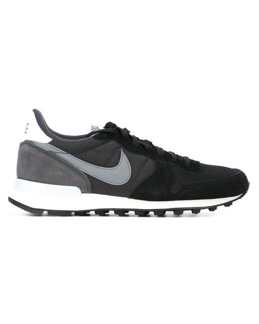 Nike | Женское Чёрный Internationalist Sneakers