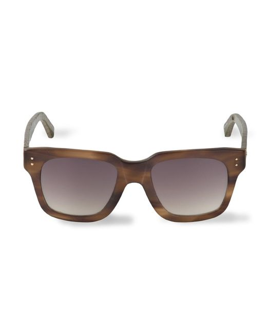 Linda Farrow | Женское Коричневый 71 Sunglasses