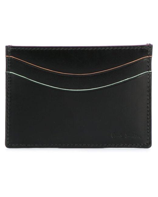 Paul Smith | Чёрный Classic Cardholder