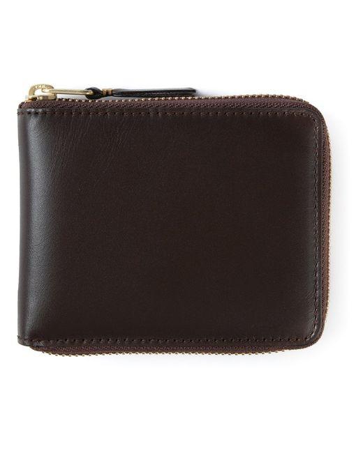 Comme Des Garcons | Женское Коричневый Classic Plain Wallet