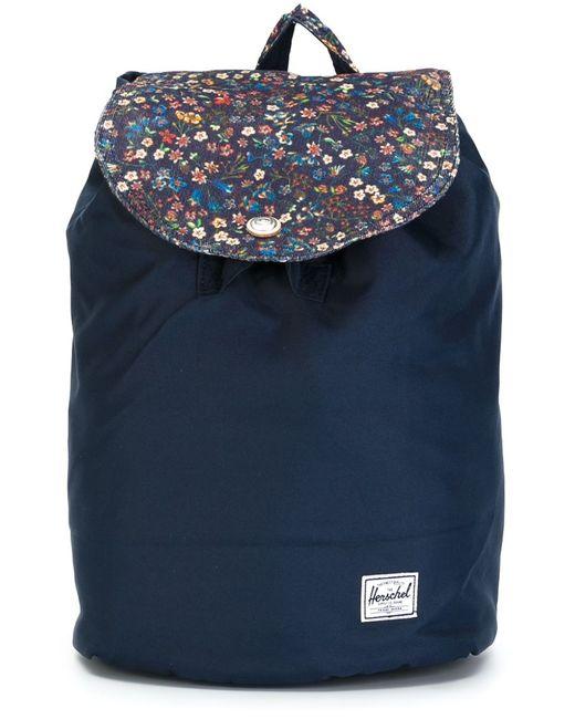 Herschel Supply Co. | Женское Синий Liberty Ware Backpack