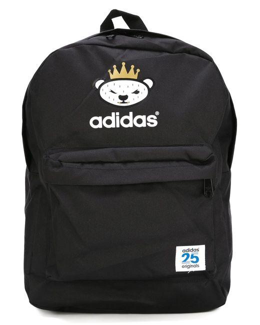 adidas Originals | Мужское Чёрный X Nigo Backpack