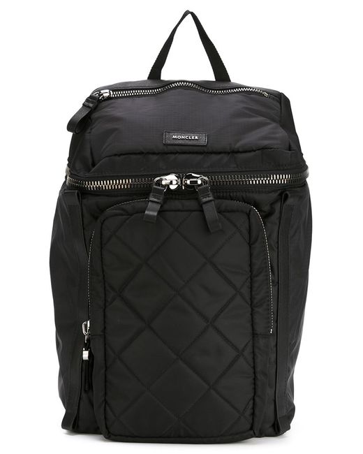 Moncler | Женское Чёрный George Backpack