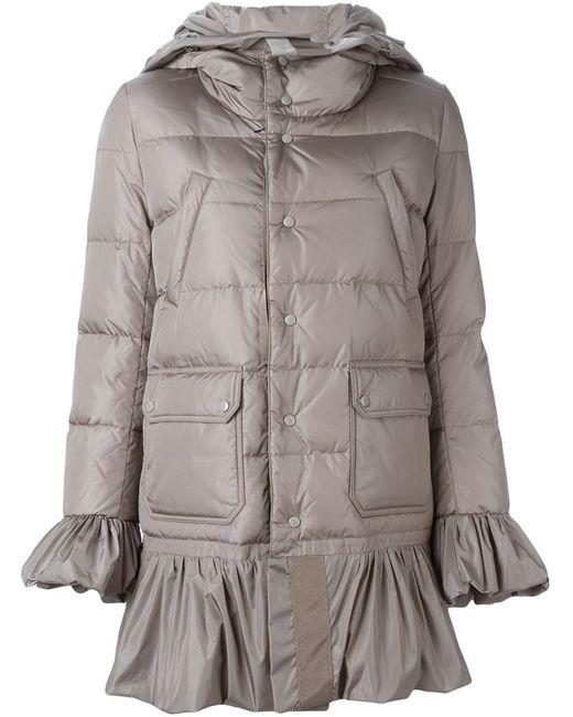 Moncler   Женское Nude & Neutrals Serre Padded Jacket