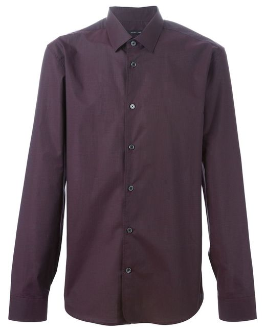 Marc Jacobs | Мужское Розовый Checked Shirt