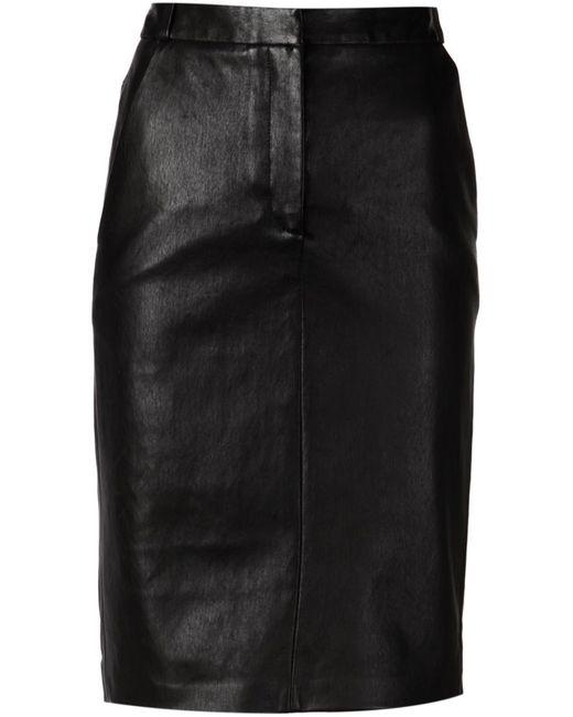 Dion Lee | Женское Чёрный Midi Pencil Skirt