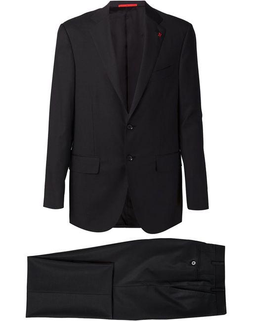 Isaia | Мужское Серый Two Piece Suit